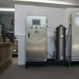 300g氧气源臭氧发生器图片,带制氧机,冷干机