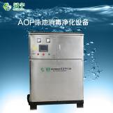 AOP泳池消毒净化设备正面
